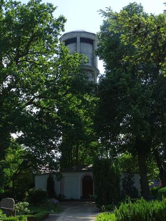 Roebel, Germany: Röbel (Müritz), Wasserturm