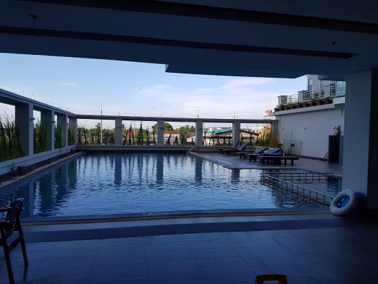 Kabin Buri, Tailândia: Excellent Pool