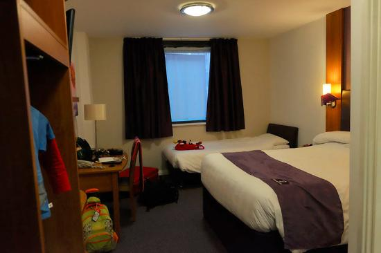 Premier Inn London Southwark (Tate Modern) Hotel Photo
