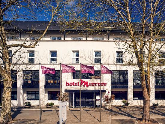 Hotel Mercure de Blois Centre : Extérieur Hôtel