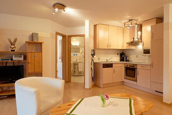 Stühlingen, Deutschland: Apartment 3 - Küchenzeile