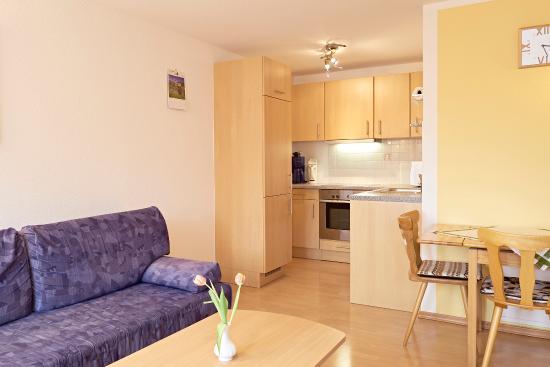 Stuehlingen, Alemanha: Apartment 1 - Küchenzeile