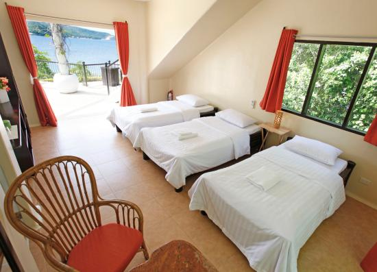Granada Beach Resort: triple room
