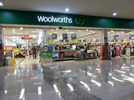 Westfield Helensvale: Woolworths