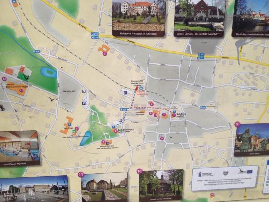 map of wieliczka all walkable picture of wieliczka salt mine wieliczka tripadvisor. Black Bedroom Furniture Sets. Home Design Ideas