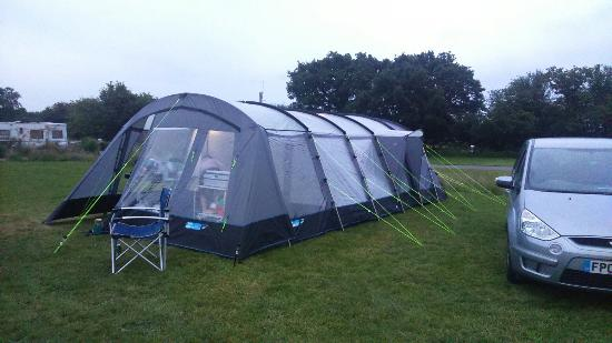 Bexhill-on-Sea, UK: Chestnut Meadow Camping and Caravan Park