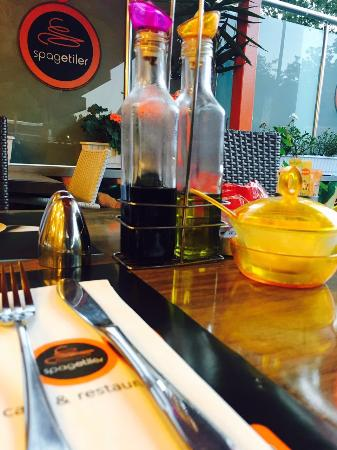 Spagetiler Cafe & Restaurant