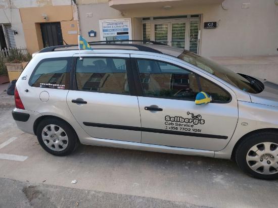 Sellberg's Cab Service