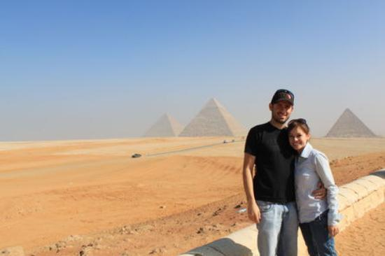 pyramids - Picture of Barcelo Cairo Pyramids, Giza - TripAdvisor