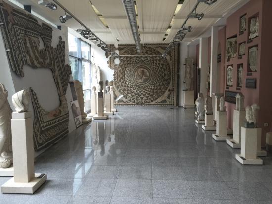 Regional Archaeological Museum Plovdiv: Interior do museu