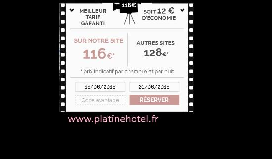 Platine Hotel: présentation