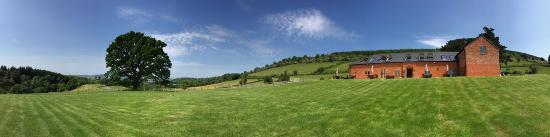 Fantastic stay in such peaceful countryside