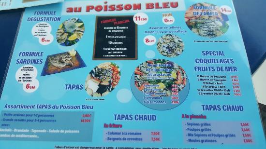 20160611202227largejpg Picture of Au Poisson Bleu Palavasles