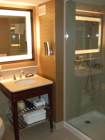 Sheraton Centre Toronto Hotel Stylish Bathroom