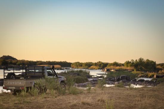 Hopetown, جنوب أفريقيا: Game Drives & Sunsets