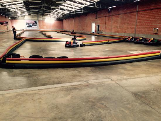 Indoor Karting Caldas da Rainha