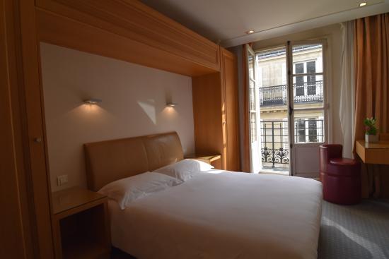 Vieux Marais: chambre double