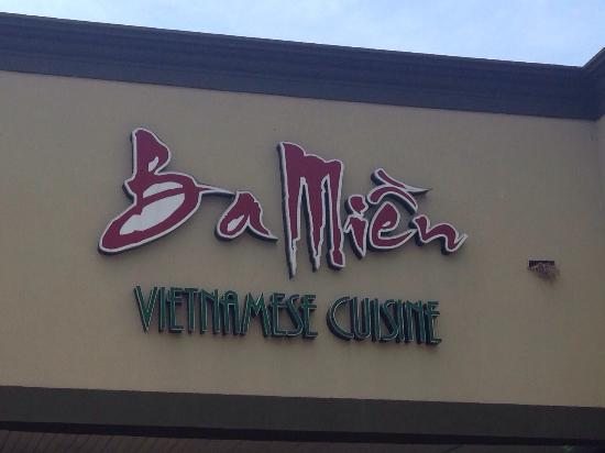 Photo of Restaurant Ba Mien at 13235 Chef Menteur Hwy, New Orleans, LA 70129, United States