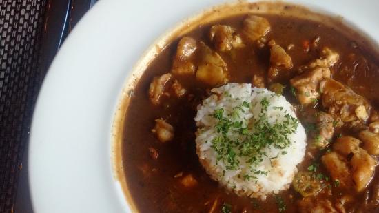 Acadiana: Louisiana seafood gumbo