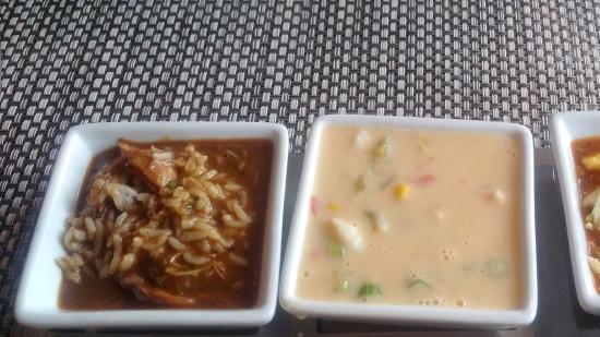 Acadiana: Soup trio