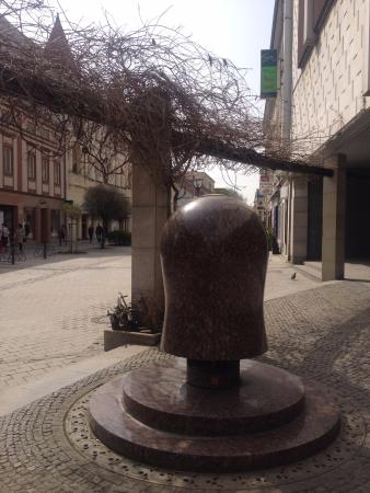 Žulová fontána