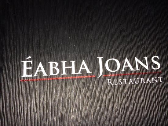 Eabha Joans Resturant: photo0.jpg
