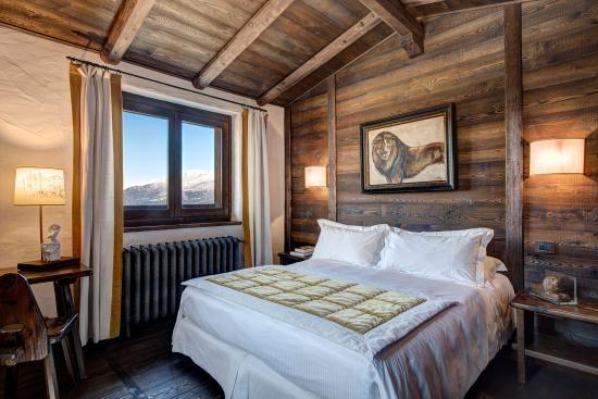 Chalet Il Capricorno Hotel: Camera Leone