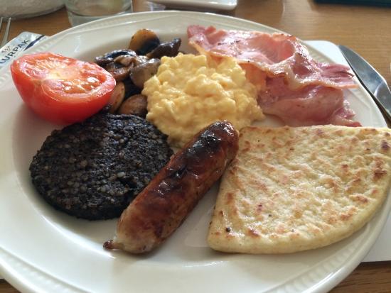 Dunedin Guest House : breakfast