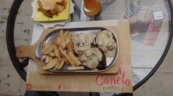 San Canelo Parrilla