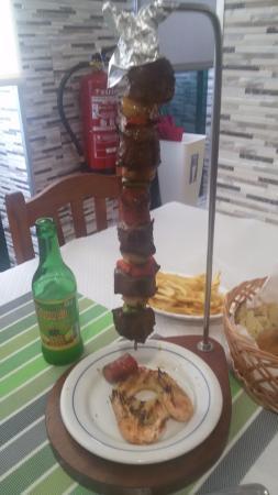 Chicharros Recheados Foto De Restaurante Gastr 243 Nomo