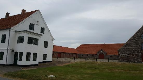 Teglvaerksmuseet Folkeuniversitetscentret Skaerum Molle
