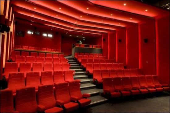 Eden Court Theatre: Playhouse Cinema