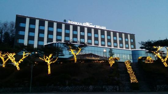 Chooncheon Bears Gwangwang Hotel