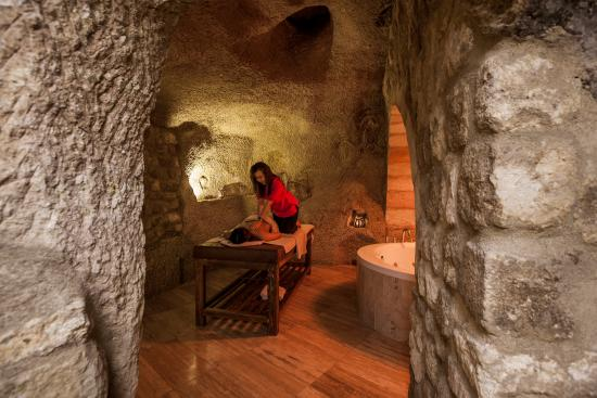 ‪Yunak Spa at Yunak Evleri Cave Hotel‬
