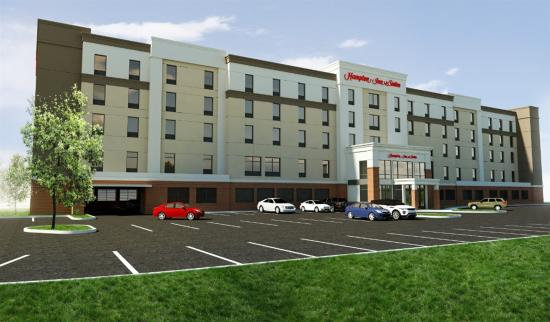 Hampton Inn & Suites Pittsburgh Airport South - Settlers Ridge
