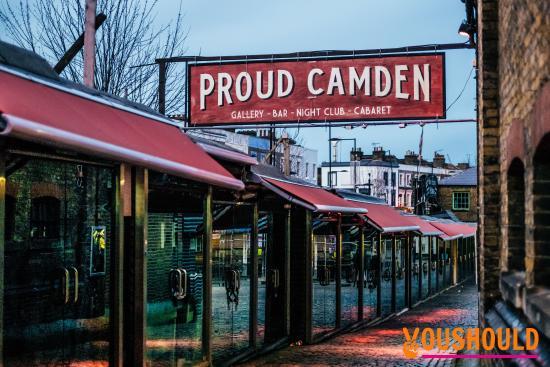 Proud Camden Sign
