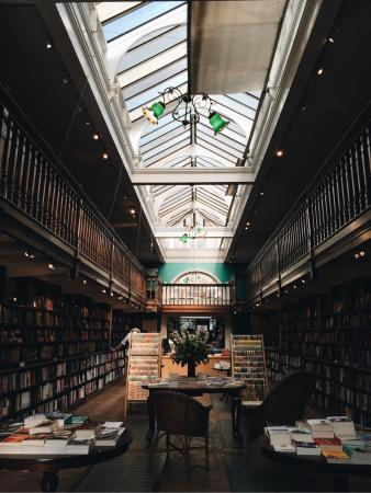 Daunt Books: A perfect place for travellers!