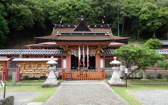 Wakaura Tenmangu