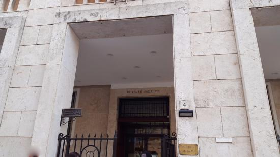 Zdjęcie Residenza Madri Pie