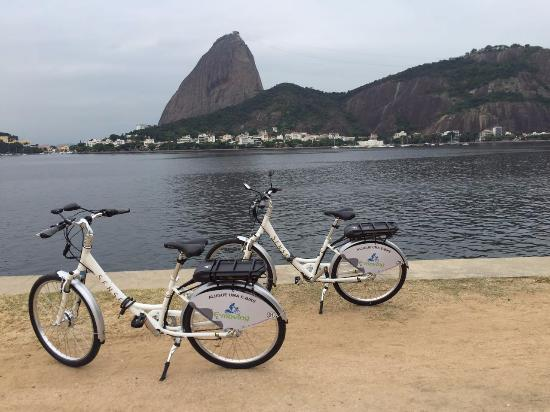 E-Moving Rio Bike Tour