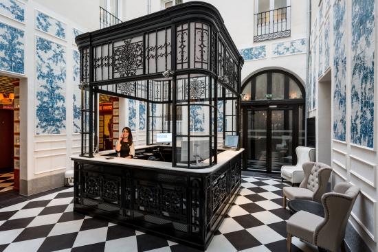 Only you boutique hotel madrid 239 2 6 2 2018 for Hotel only you madrid