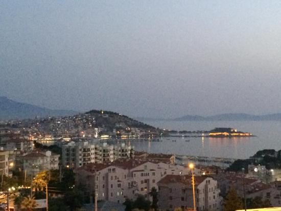 The Panorama Hill: Kusadasi gør sig klar til endnu en skøn aften
