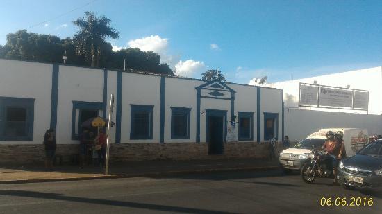 Julio Campos Memorial Hall