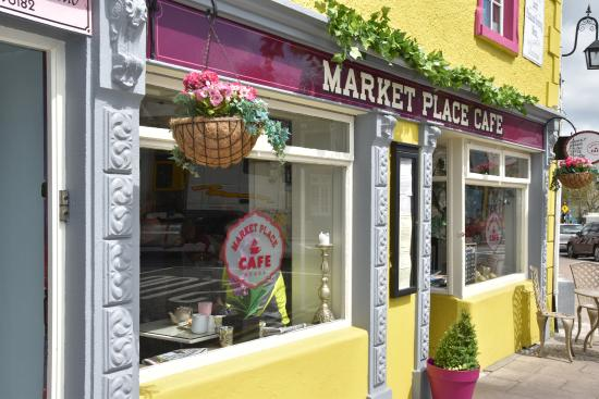 Newcastle West, Irlanda: Market Place Cafe Adare Ireland