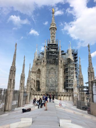Terrazza del Duomo - Picture of Duomo di Milano, Milan - TripAdvisor