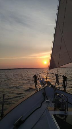 Palm Coast Tours & Sailing : Sunset cruise
