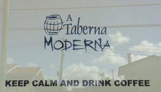 A Taberna Moderna