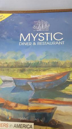 Mystic Diner and Restaurant: 20160611_130849_large.jpg