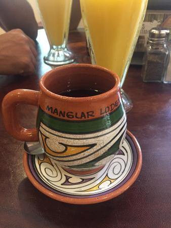 Manglar Lodge: Excelente comidas y atención‼️