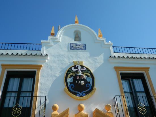 Globales Pueblo Andaluz-billede